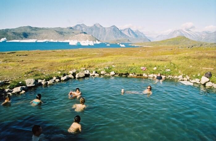 Uunartoq Hot Springs