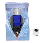 2L-Portable-Steam-Sauna-Personal-SPA-Slimming-w-Cover-Blue-0