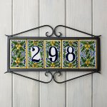 5-tile-Classic-House-Address-Number-Plaque-0-0