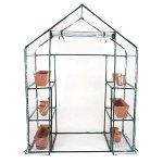 6-Shelf-3-Tier-64-Tall-Walk-In-Greenhouse-by-Trademark-Innovations-0-0