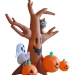 8-Foot-Dead-Tree-with-Owl-Ghost-and-Pumpkins-0-1