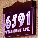 Acrylic-Muti-Color-Neon-Lighted-Hand-Made-House-Number-Address-Plaque-0