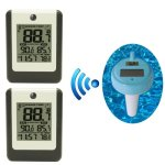 Ambient-Weather-WS-14-2-Dual-Zone-Wireless-8-Channel-Floating-Pool-and-Spa-Thermometer-0