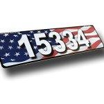 American-Flag-Curb-Address-Plaque-Reflective-0