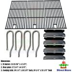 Direct-store-Parts-Kit-DG128-Replacement-Jenn-Air-Gas-Grill-720-0337-Gas-Grill-BurnersHeat-PlatesCooking-grids-0