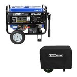DuroMax-XP4400E-3500-Running-Watts4400-Starting-Watts-Gas-Powered-Portable-Generator-with-Wheel-Kit-0