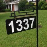 Extra-Large-Contemporary-Reflective-911-Yard-Address-Sign-6-Numbers-on-Both-Sides-0-1