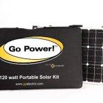 Go-Power-GP-PSK-120-120W-Portable-Folding-Solar-Kit-with-10-Amp-Solar-Controller-0-1
