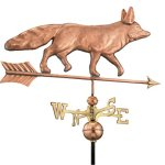 Good-Directions-655P-Fox-Weathervane-Polished-Copper-0