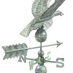 Good-Directions-955V1-Smithsonian-Eagle-Weathervane-Blue-Verde-Copper-0