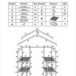 Homewell-Mini-Walk-In-Greenhouse-4-shelves-56L-x-29W-x-77H-0-0