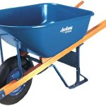 Jackson-M6T22-6-Cubic-foot-Steel-Tray-Contractor-Wheelbarrow-With-Front-Braces-0