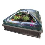 Lifetime-60053-Raised-Garde-Bed-Kit-2-Beds-and-1-Early-Start-Vinyl-Enclosure-0