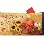 MailWraps-Autumn-Cart-Mailbox-Cover-01223-by-MailWraps-0