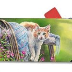 Mailwrap-Kitty-Cool-Down-by-the-Dozen-Large-Mailbox-Cover-by-Mailwrap-0