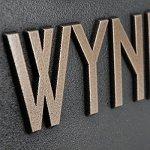 Modern-Stickley-Address-Plaque-No-Border-125×875-Raised-Bronze-Coated-0-0