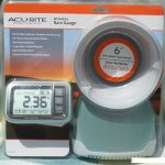New-Acurite-Wireless-Rain-Gauge-00614-6-rain-collector-0