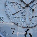 Pebble-Lane-Living-24-Outdoor-Atomic-Clock-Pewter-0-1