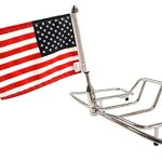 Pro-Pad-RFM-FLD-Rear-Fold-Motorcycle-Flag-Mount-Kit-with-6-x-9-USA-Flag-Fits-12-Round-Luggage-Rack-Stainless-Steel-Made-in-the-USA-0