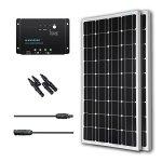 Renogy-200-Watts-12-Volts-Monocrystalline-Solar-Bundle-Kit-0