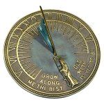 Rome-RM2345-Brass-Father-Time-Sundial-with-Verdigris-Highlights-0