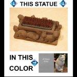 SQUIRREL-BOOT-BRUSH-Concrete-Gray-125-CAST-CEMENT-Outdoor-GARDEN-Shoe-Scraper-0