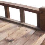 SamsGazebos-Moon-Bridges-Japanese-Style-Arched-Wood-Garden-Bridges-6-Feet-Brown-0-0