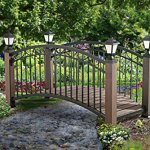 Sunjoy-L-BG018PST-D1-Mortlake-Garden-Bridge-7322-by-3464-by-4291-Inch-0-0