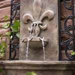 The-Bordeaux-Outdoor-Wall-Fountain-Florentine-Stone-Water-Feature-for-Garden-Patio-and-Landscape-Enhancement-0