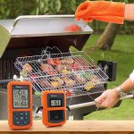 ThermoPro-TP20-Wireless-Remote-Digital-Cooking-Food-Meat-Thermometer-with-Dual-Probe-for-Smoker-Grill-Oven-BBQ-0-0