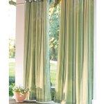 UV-Resistant-Outdoor-50W-x-108L-Grommet-Top-Curtain-0