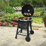 Uniflame-Patio-Outdoor-Cooking-Charcoal-Grill-0-0