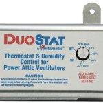 Ventamatic-XXDUOSTAT-Adjustable-Dual-ThermostatHumidistat-Control-for-Power-Attic-Ventilators-0