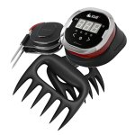 iDevices-IGR0009-iGrill2-Bluetooth-Thermometer-Compatible-with-IOS-or-Android-with-2-Meat-Handler-Bear-Claw-Style-Forks-0