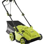 Sun-Joe-MJ506E-16-in-65-Amp-Quad-Wheel-24-Blade-Electric-Reel-Lawn-Mower-w-Grass-Catcher-0