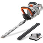 VonHaus-40V-Max-20-Dual-Action-Cordless-Hedge-Trimmer-with-20Ah-Lithium-Ion-Battery-and-Charger-Kit-Included-0