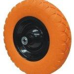 16-Inch-Wheelbarrow-Flat-Free-Tire-Cart-012F-Orange-Color-0