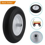 16-Solid-rubber-tire-flat-free-58-axle-x-for-cart-wagon-wheelbarrow-formed-ribbed-tread-tyre-replacement-wheel-new-128-0-1