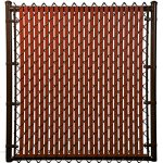 4ft-Redwood-Tube-Slats-for-Chain-Link-Fence-0-0