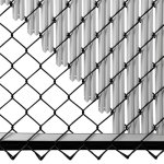 5ft-Gray-Ridged-Slats-for-Chain-Link-Fence-0-2