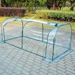 7x3x3-Greenhouse-Mini-Portable-Gardening-Flower-Plants-Yard-Hot-House-Tunnel-0-1