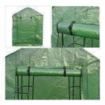 8-Shelves-Greenhouse-Portable-Mini-Walk-In-Outdoor-Green-House-2-Tier-0-3