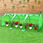 95x35x35-Portable-Flower-Garden-Greenhouse-Cultivator-Vegetable-Plant-PVC-0-1