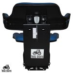 Blue-FordNew-Holland-6000-6600-6610-7000-7100-7200-7600-7610-7700-TRAC-Brand-Waffle-Style-Universal-Tractor-Suspension-SEAT-0-2