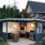Brick-Pizza-Oven-Insulated-Wood-Fired-Handmade-in-Portugal-Brick-or-Stone-Face-Other-0