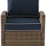Crosley-Furniture-Bradenton-Outdoor-Wicker-Loveseat-with-Cushions-Navy-0-0