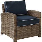 Crosley-Furniture-Bradenton-Outdoor-Wicker-Loveseat-with-Cushions-Navy-0