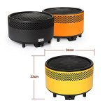 DAZONE-Kbabe-Portable-Charcoal-Grill-for-TailgatingRVBoatsCarApartmentKitchenBeachCamping-0