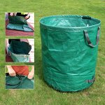 FLORA-GUARD-3-Pack-72-Gallons-Garden-Waste-Bags-Heavy-Duty-Compost-Bags-with-Handles-0-1
