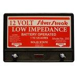 Fence-Charger-Silver-Streak-Model-200-12-Volt-2-Joule-20-Mile-Free-Lightning-Diverter-0